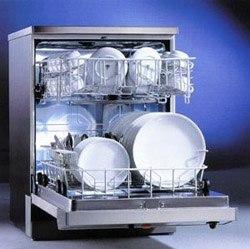 Установка встроенной посудомоечной машины. Сургутские сантехники.