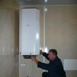 Установка водонагревателя в Сургуте. Монтаж и замена бойлера г.Сургут.