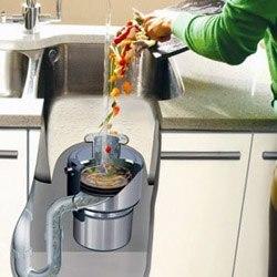 Установка измельчителя пищевых отходов в Сургуте, подключение утилизатор пищевых отходов в г.Сургут