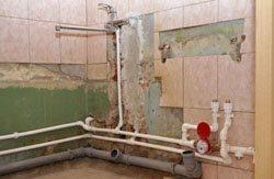 Замена старых труб в квартире, коттедже, на доче, доме, складе, помещении или офисе в городе Сургут